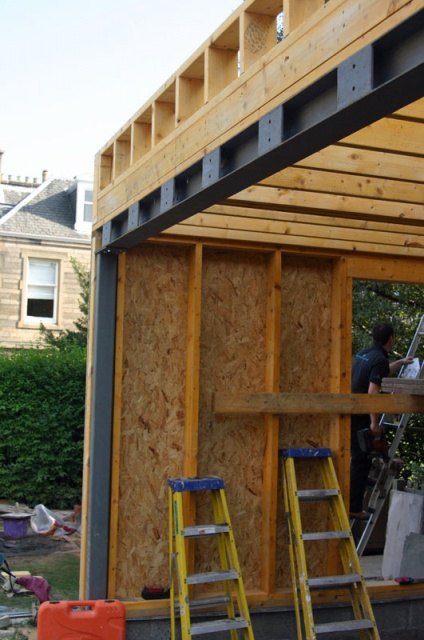 New Extension To A House In Edinburgh